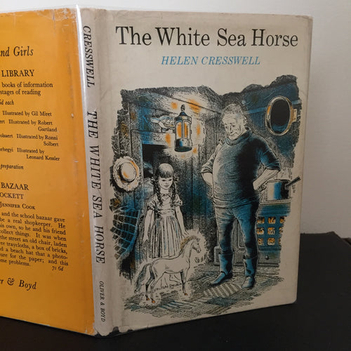 The White Sea Horse