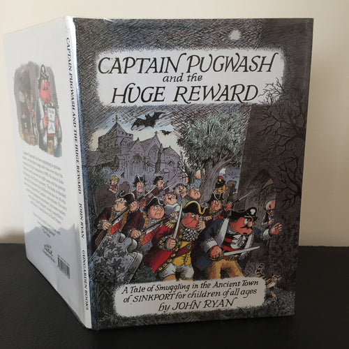 Captain Pugwash and the Huge Reward (signed)