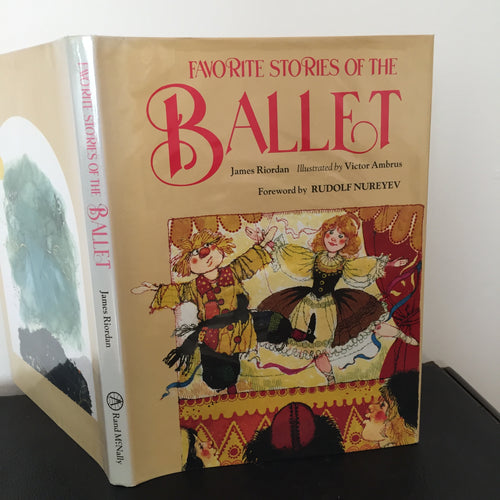 Favourite Stories of the Ballet