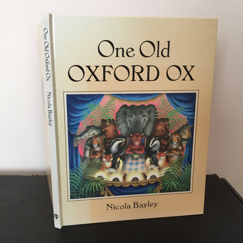 One Old Oxford Ox (signed)