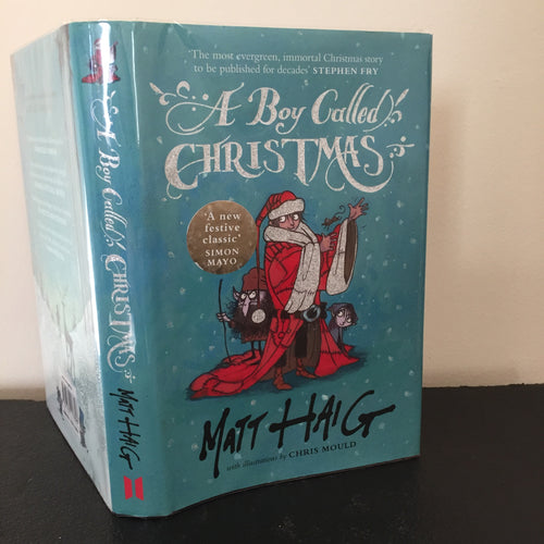 A Boy Called Christmas (signed)