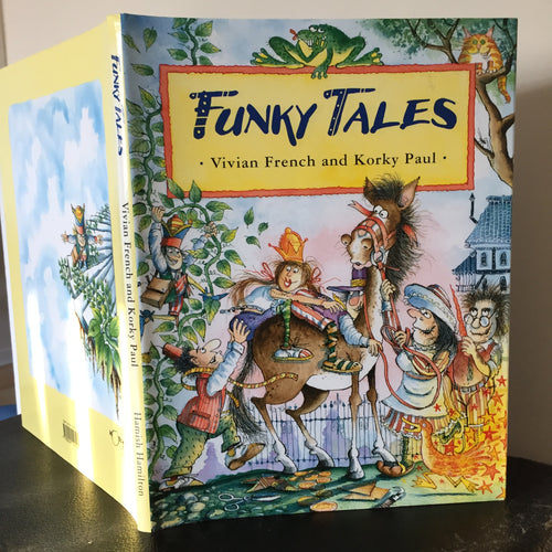 Funky Tales (signed)