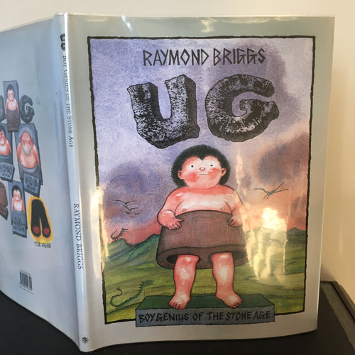 Ug - Boy Genius of the Stone Age and his Search for Soft Trousers