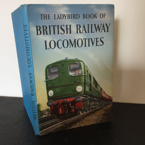 The Ladybird Book of British Railway Locomotives - series 584