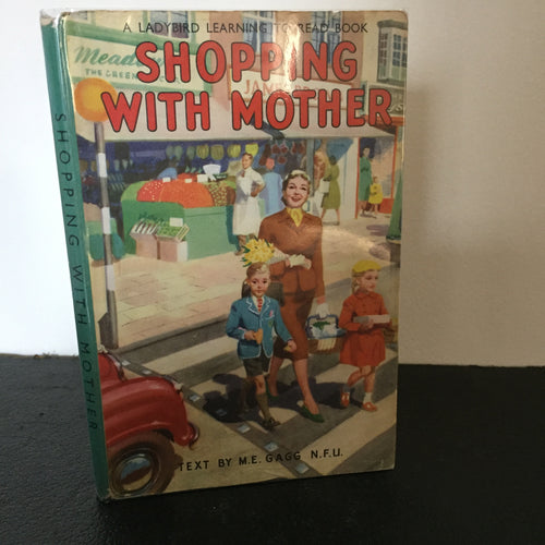 Shopping With Mother - series 563