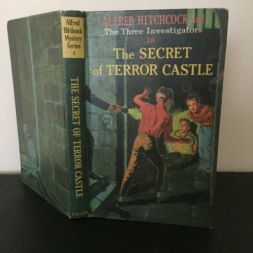 Alfred Hitchcock and The Three Investigators in The Secret of Terror Castle
