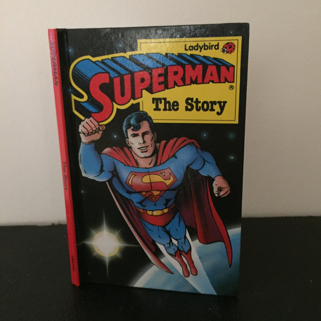 Superman - The Story