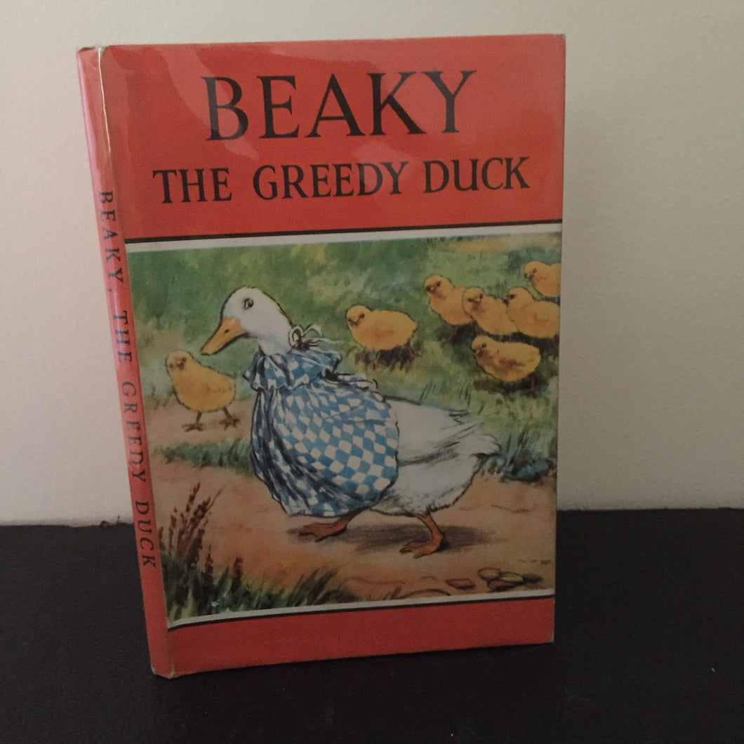 Beaky The Greedy Duck - series 497