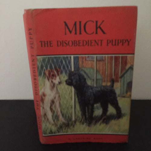 Mick The Disobedient Puppy - series 497