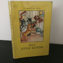 Five Little Kittens - series 401