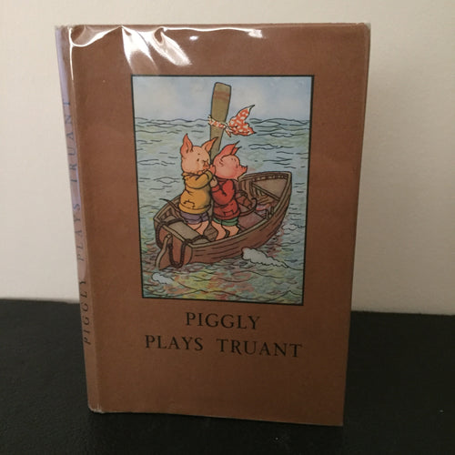 Piggly Plays Truant - series 401