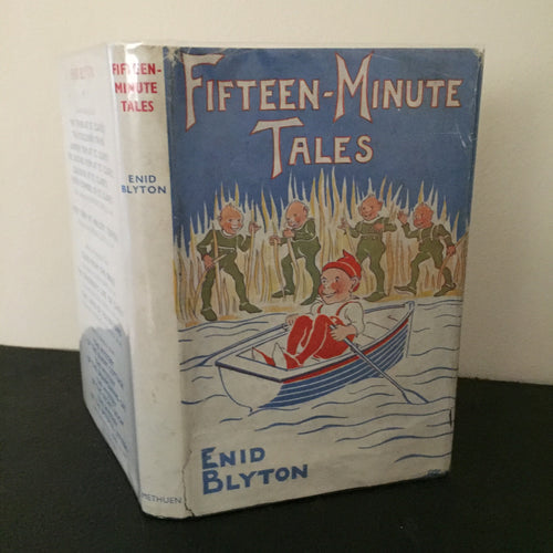 Fifteen-Minute Tales