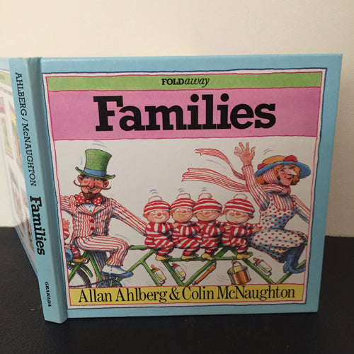 Foldaway - Families (signed)