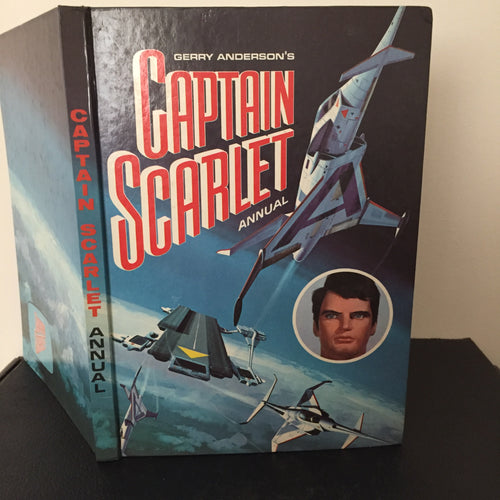 Captain Scarlet Annual 1967