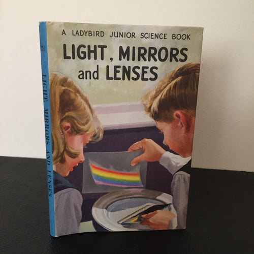Light, Mirrors and Lenses - series 621