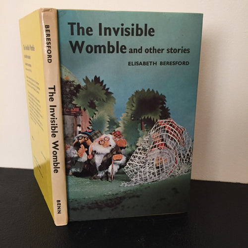 The Invisible Womble and other stories