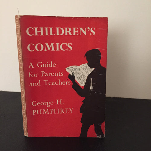 Childrens Comics - A Guide for Parents and Teachers