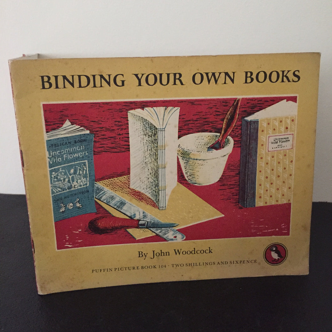 Binding Your Own Books