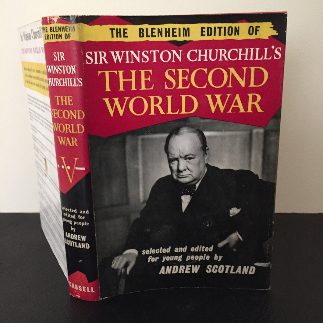 The Blenheim Edition of The Second World War