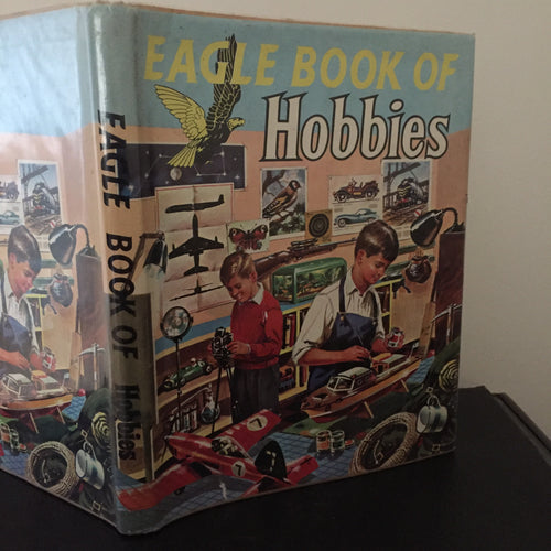 Eagle Book of Hobbies