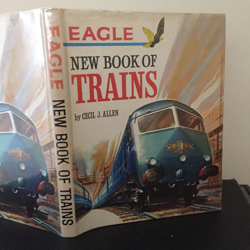 Eagle New Book of Trains