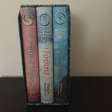 The Wind on Fire Trilogy 3 books in slip case. 'The Wind Singer' 'Slaves of the Mastery' & 'Firesong'