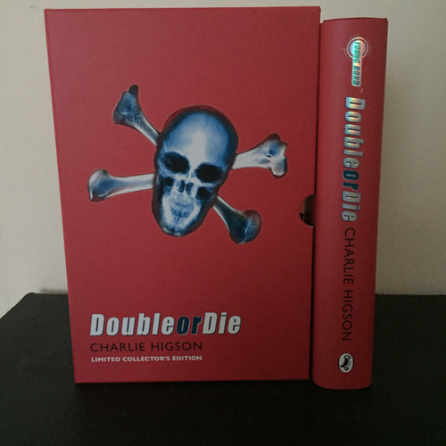 'Double or Die' Limited edition in slipcase (signed)