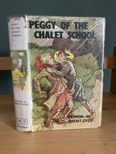 Peggy of The Chalet School