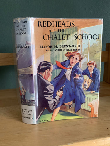 Redheads At The Chalet School