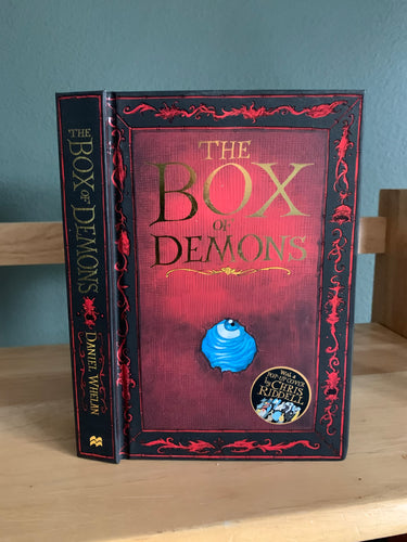 The Box of Demons (signed)