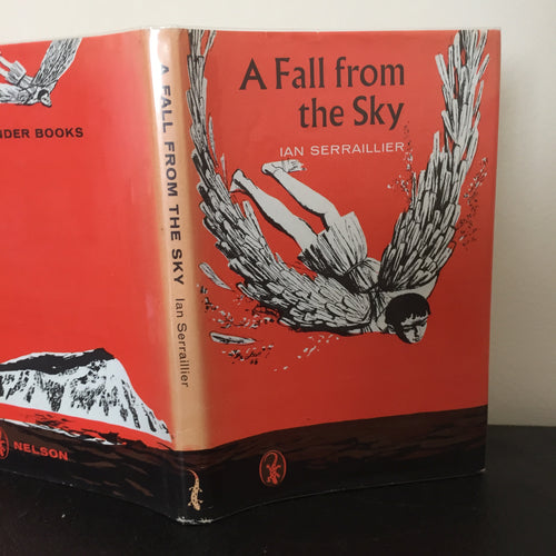 A Fall From The Sky - The Story of Daedalus and Icarus
