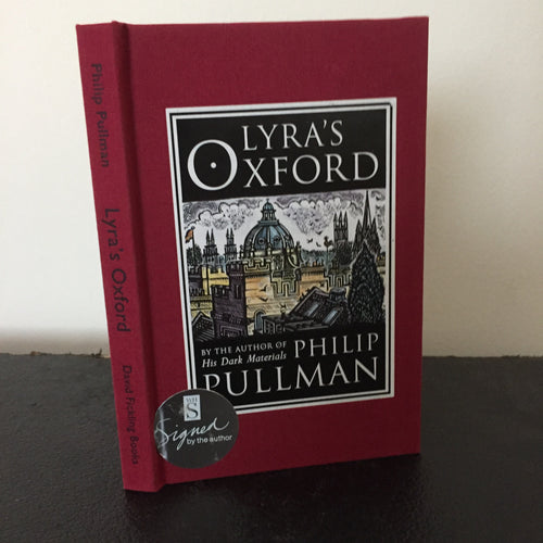 Lyra's Oxford (signed)