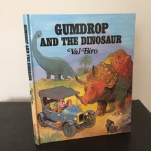 Gumdrop And The Dinosaur (signed)