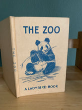 The Zoo - A Ladybird Learning To Read Book