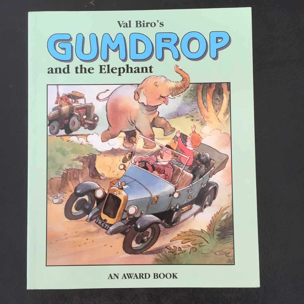 Gumdrop And The Elephant (signed)