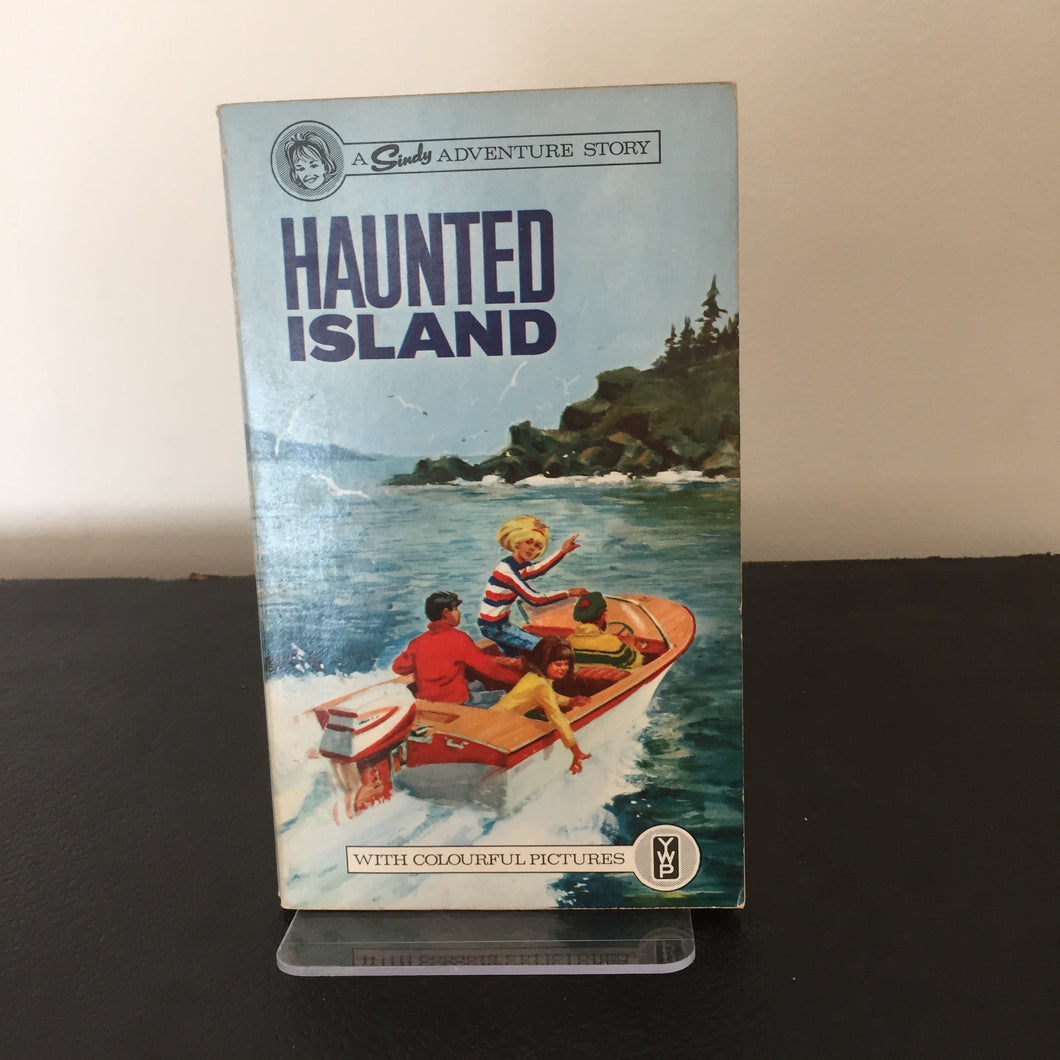 A 'Sindy' Adventure Story: Haunted Island