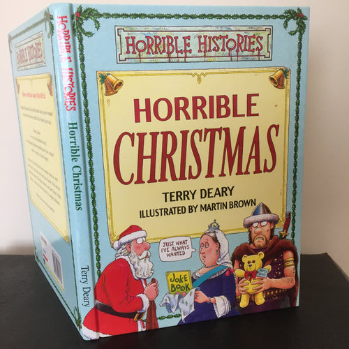 Horrible Histories - Horrible Christmas (signed)