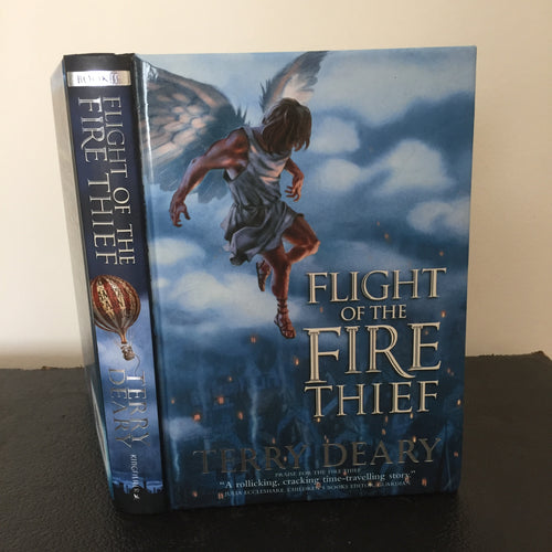 Flight of The Fire Thief (signed)