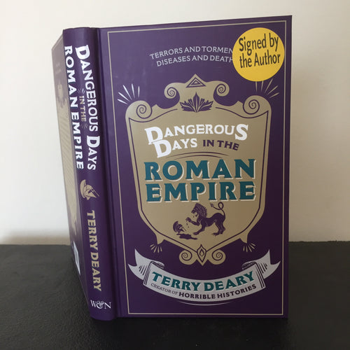 Dangerous Days in the Roman Empire (signed)