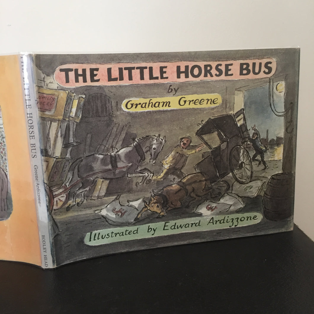 The Little Horse Bus