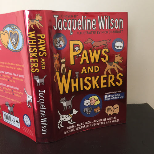 Paws and Whiskers (signed)