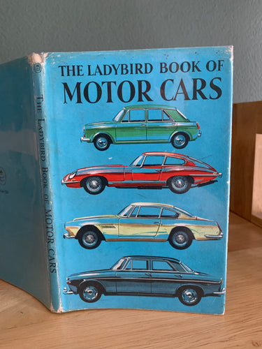 The Ladybird Book of Motor Cars