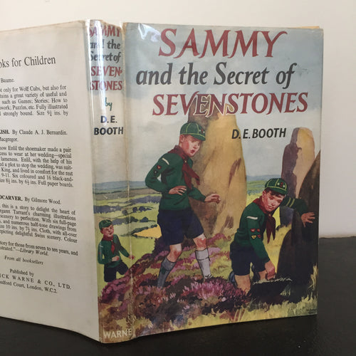 Sammy and the Secret of Sevenstones