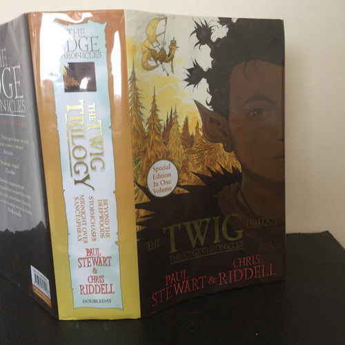 The Twig Trilogy - The Edge Chronicles