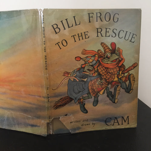 Bill Frog To The Rescue