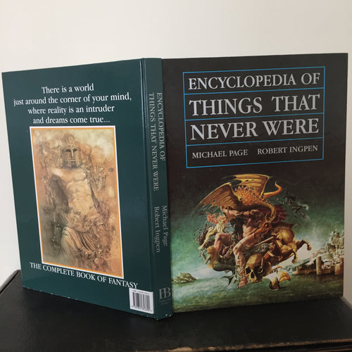 Encyclopedia of Things That Never Were - Creatures, Places and People