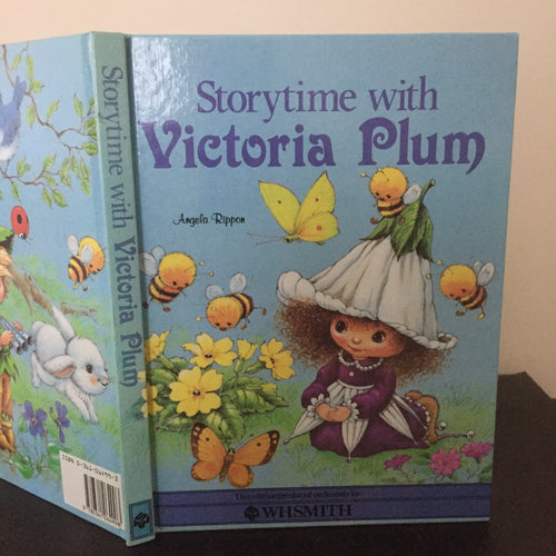 Storytime with Victoria Plum
