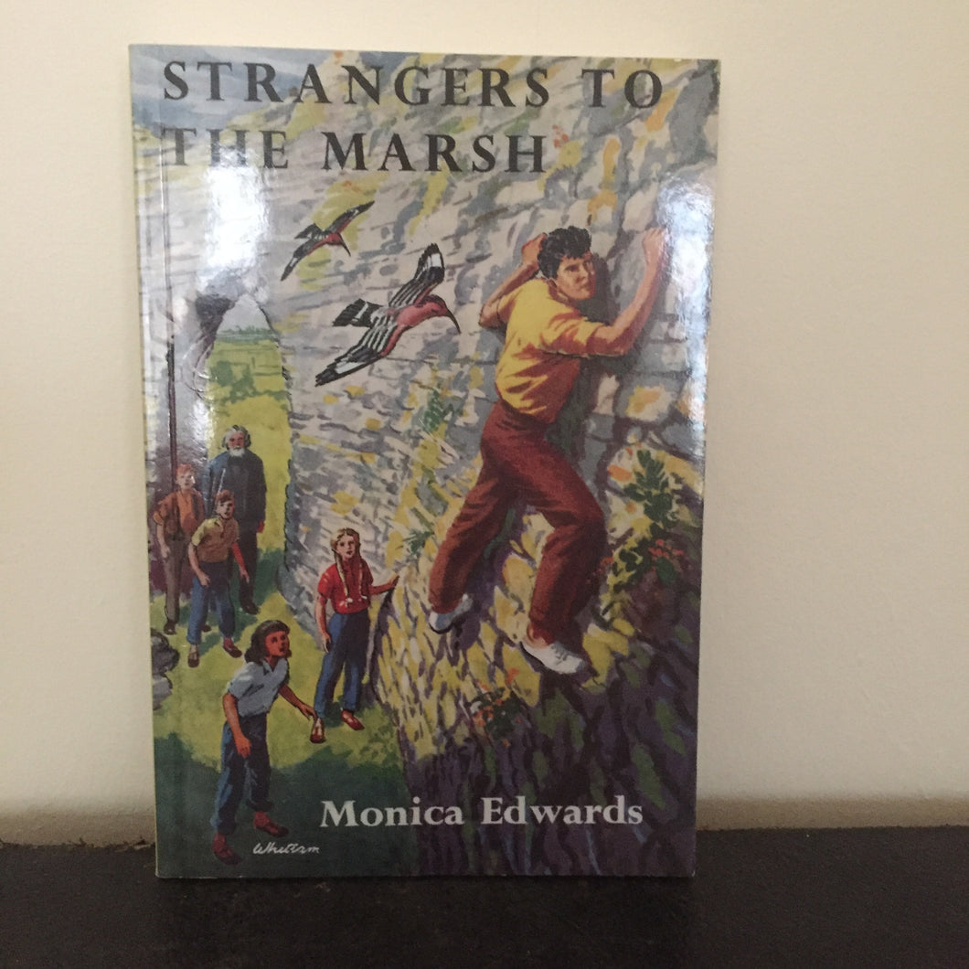 Strangers To The Marsh