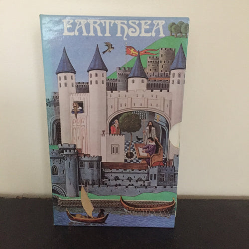 Earthsea (three book boxed-set)