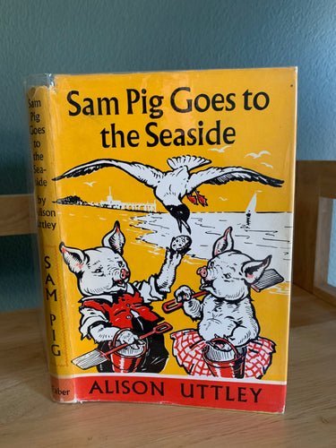 Sam Pig Goes to the Seaside